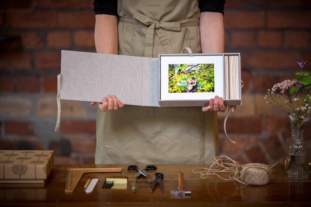 Folio Albums Mounted Prints Box