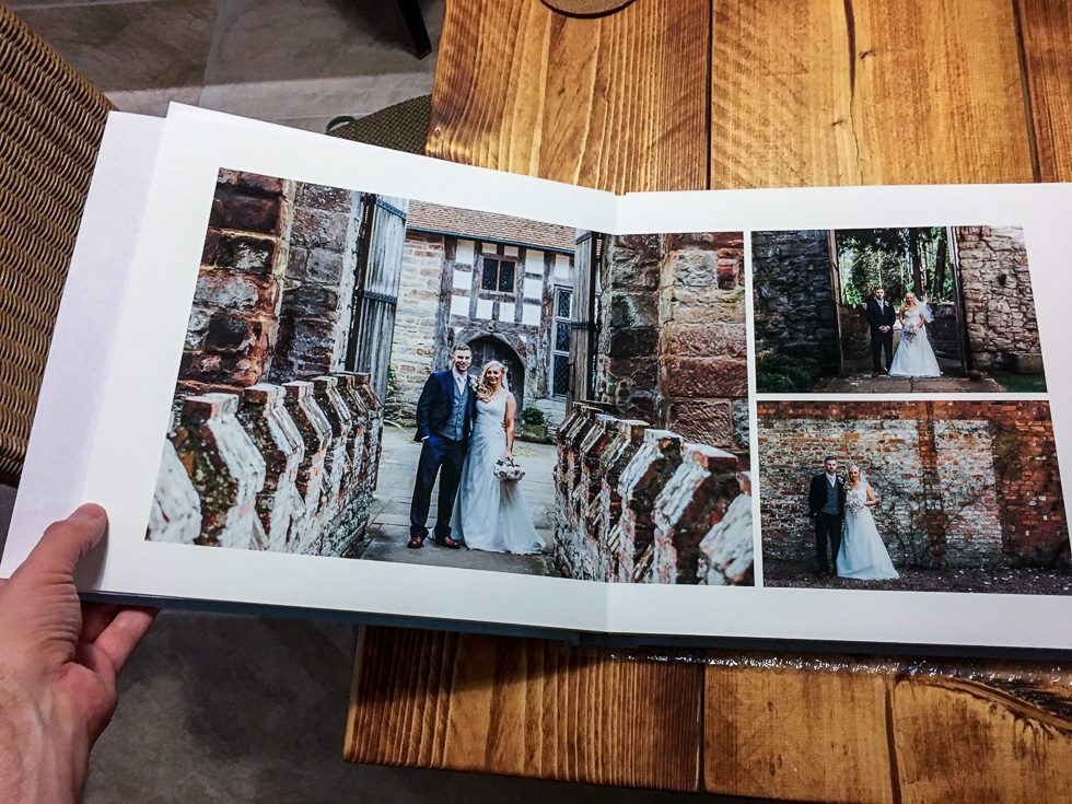 Sample Fine Art Book Wedding Album
