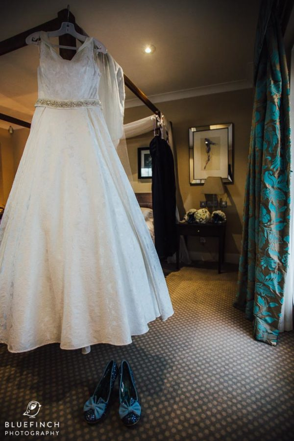 Gerard & Anne wedding photography at Woodside, Kenilworth