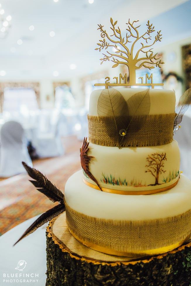Wedding photography at Ansty Hall - Simon & Sarah