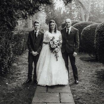 Simon & Sarah wedding photography at Ansty Hall, Coventry, Warwickshire