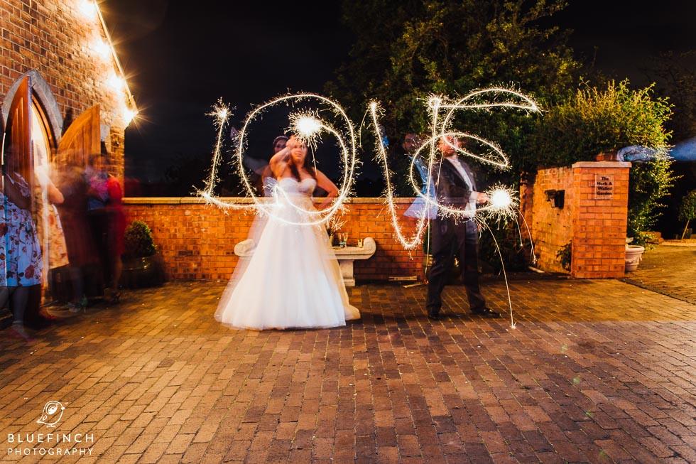 Mark & Janine's Nuthurst Grange Wedding Photographer