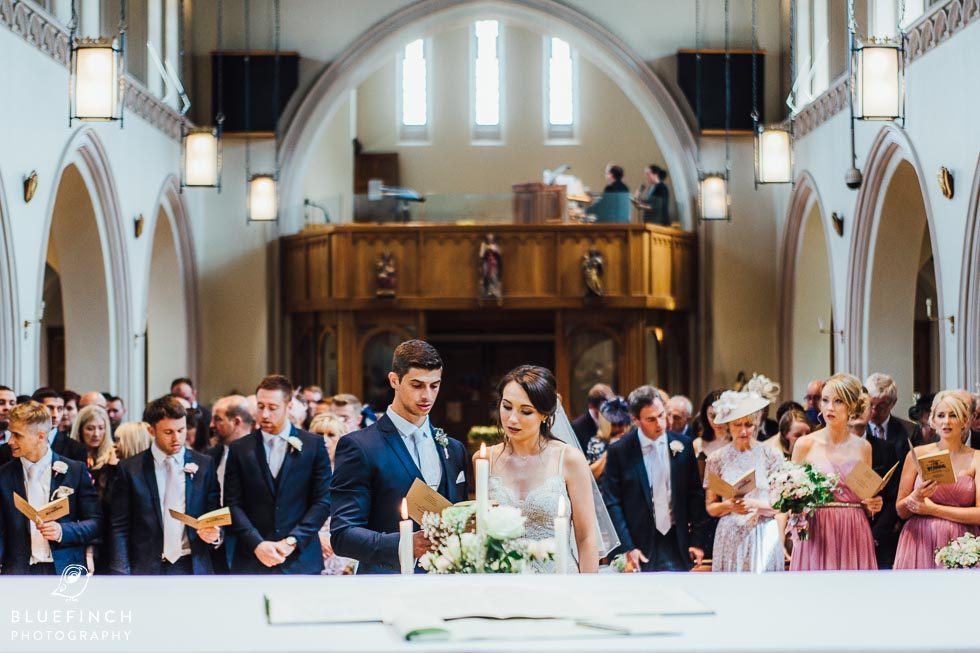 Sam & Rebecca's wedding photography at Moxhull Hall