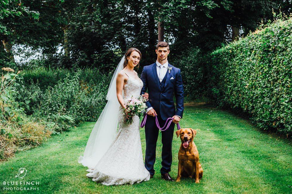 Sam & Rebecca's wedding photography at Moxhull Hall