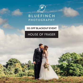 Bluefinch Photography at House Of Fraser