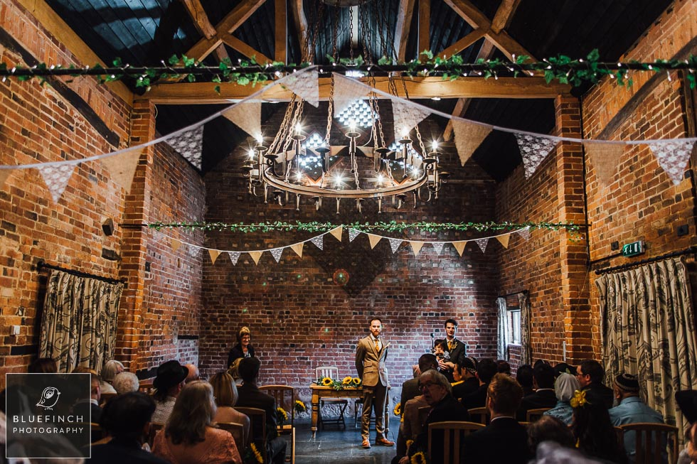 Rob & Megan's Wedding Photography at Curradine Barns