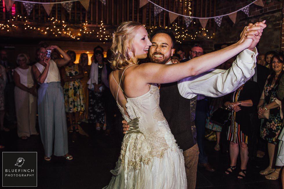 Rob & Megan's Wedding Photography at Curradine Barns