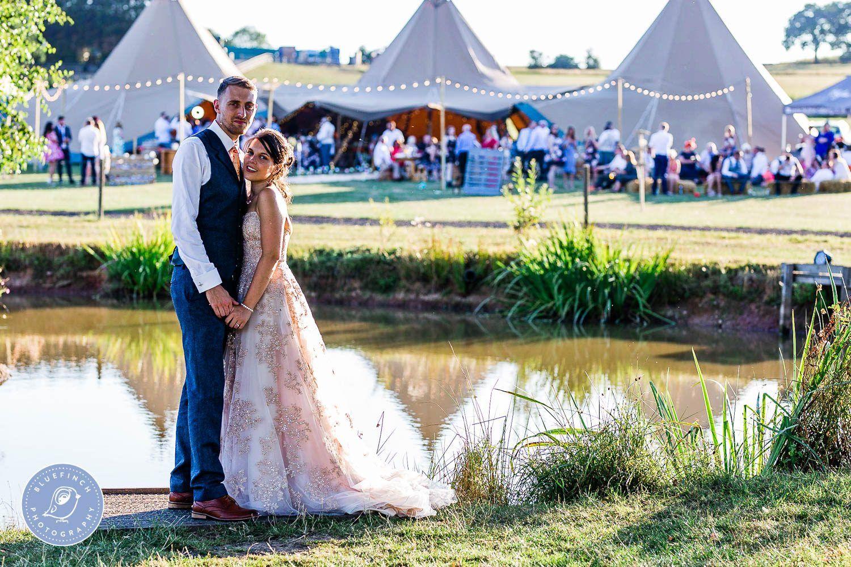 Jack & Lesley-Ann's Wedding Photographer Birmingham at Alcott Farm