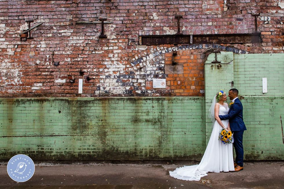 Joe & Sarah's Wedding Photography at The Bond Digbeth