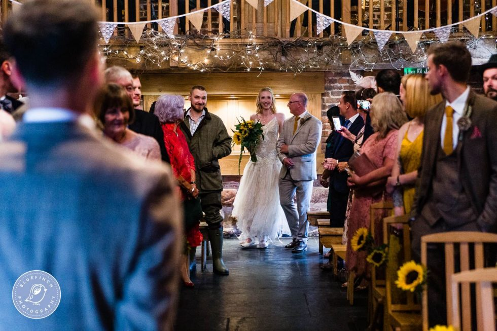 West Midlands Wedding Photography at Curradine Barns
