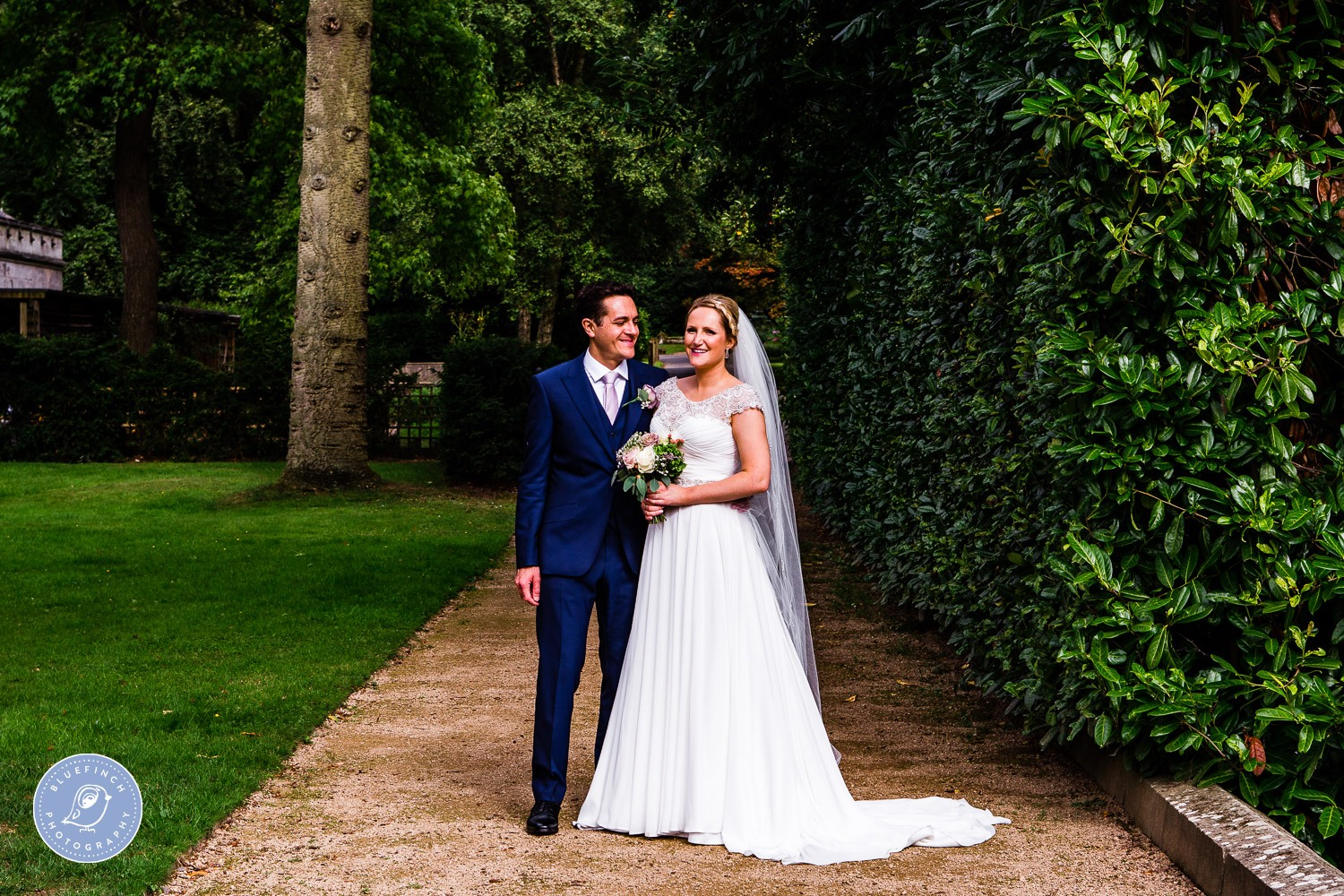 Adam & Katie's Wedding Photography At Hampton Manor