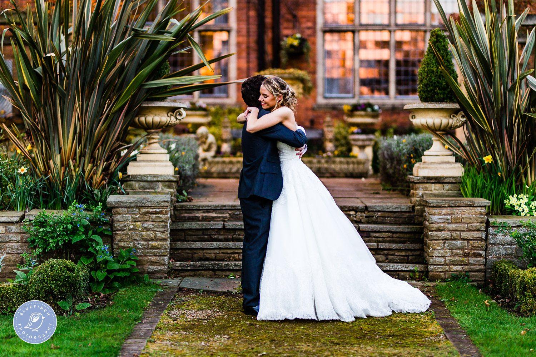 Andrew & Emma's Wedding Photography At Hampton Manor