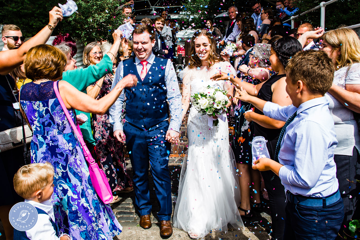 Daniel & Georgina's Wedding Photography At The Bond Digbeth