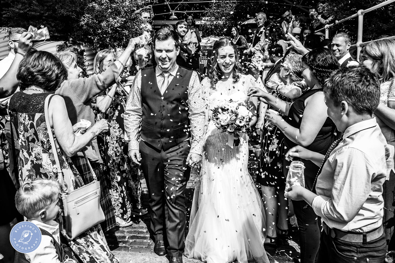 Daniel & Georgina's Wedding Photography At The Bond Digbeth