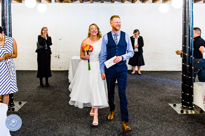 Chris & Jude's Wedding Photography At The Bond Digbeth