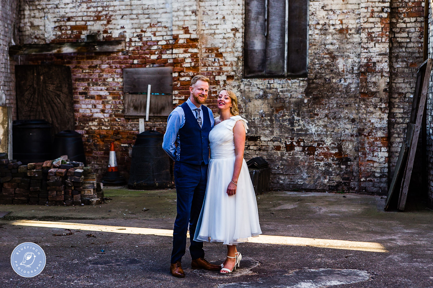Chris & Jude's Wedding Photography At The Bond Digbeth