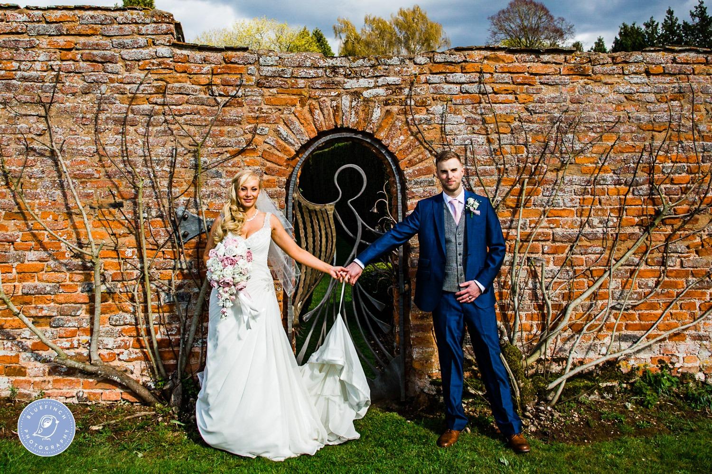 Ricci & Saralee's Wedding Photography at Birtsmorton Court