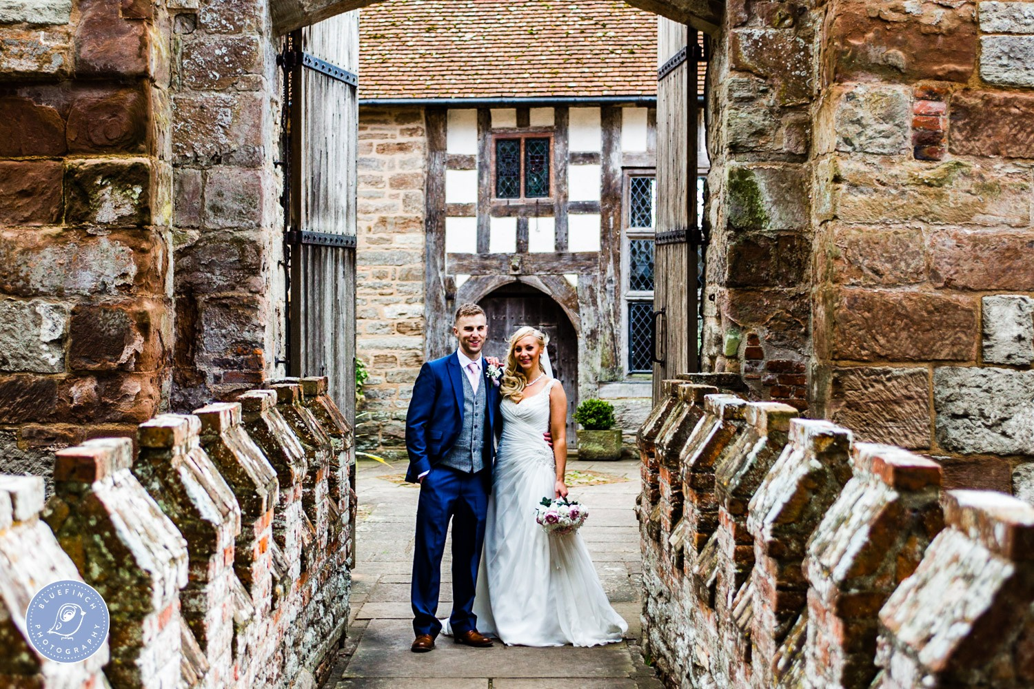 Ricci & Saralee's Wedding Photography at Birtsmorton Court