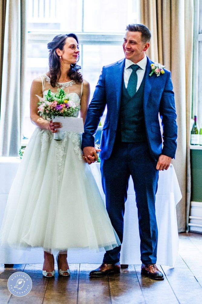 Richard And Jane's Wedding Photography At Hotel Du Vin Birmingham