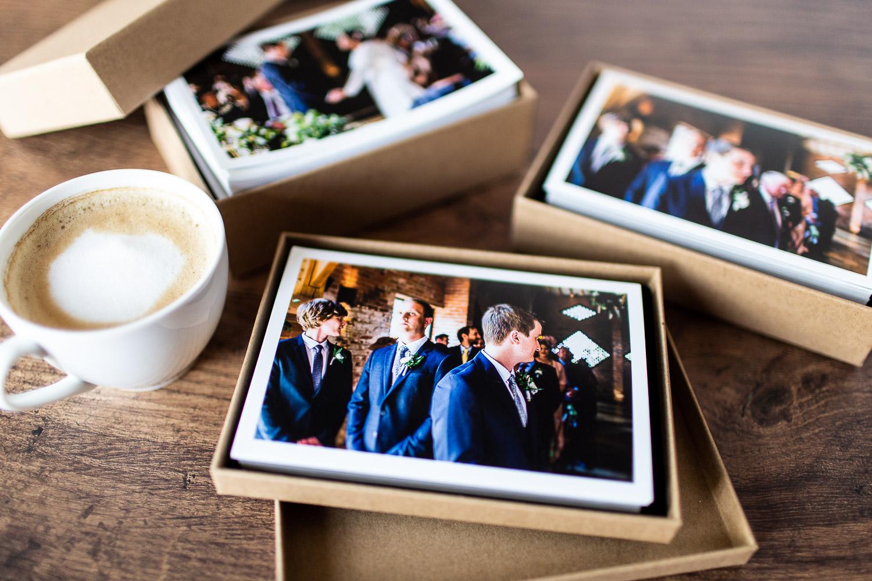 Bluefinch Photography Kraft Boxes & Prints