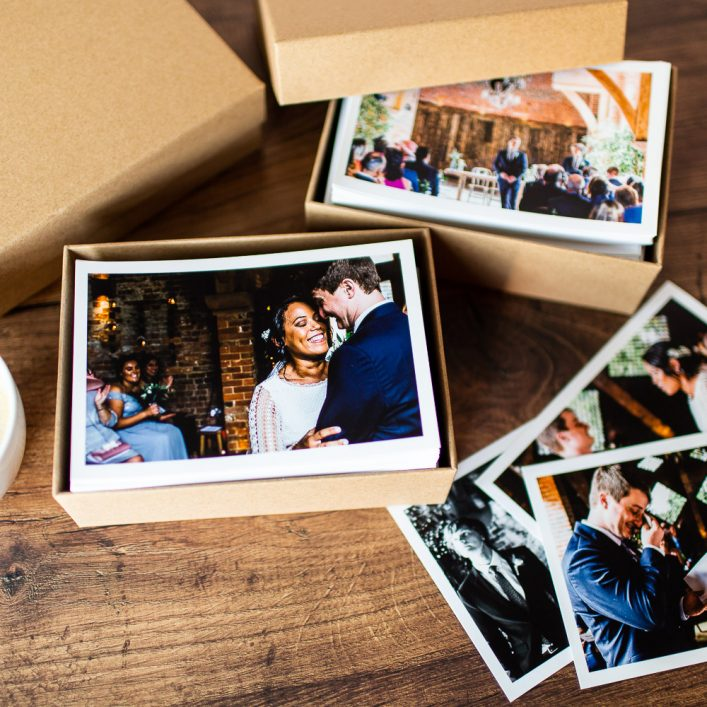 Bluefinch Photography Kraft Boxes & Prints