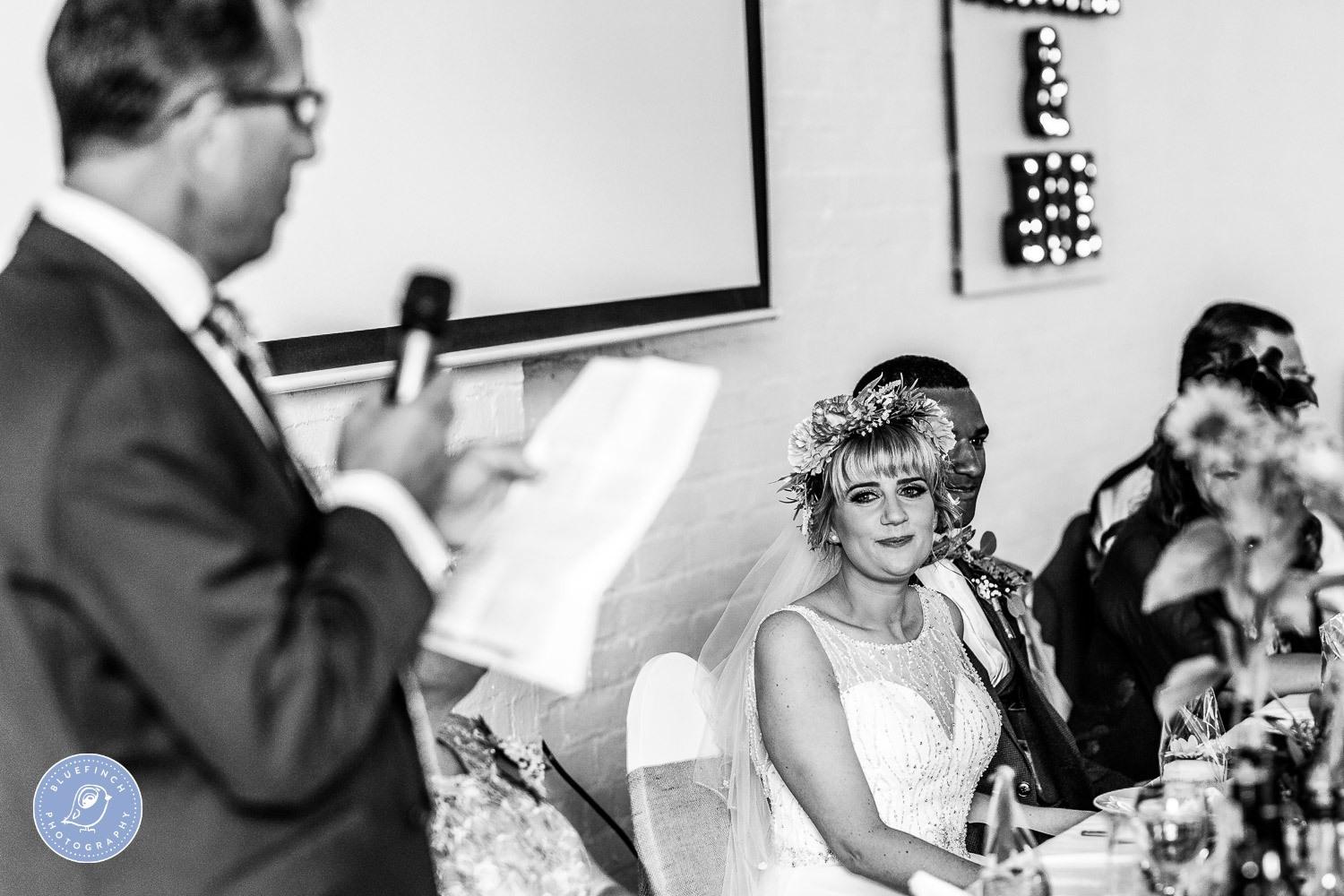 Sarah & Joe's Wedding Photography at The Bond Digbeth