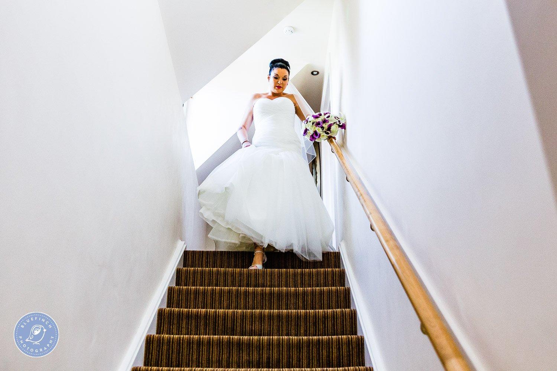 Ryan & Hayley's Wedding Photography At Nuthurst Grange