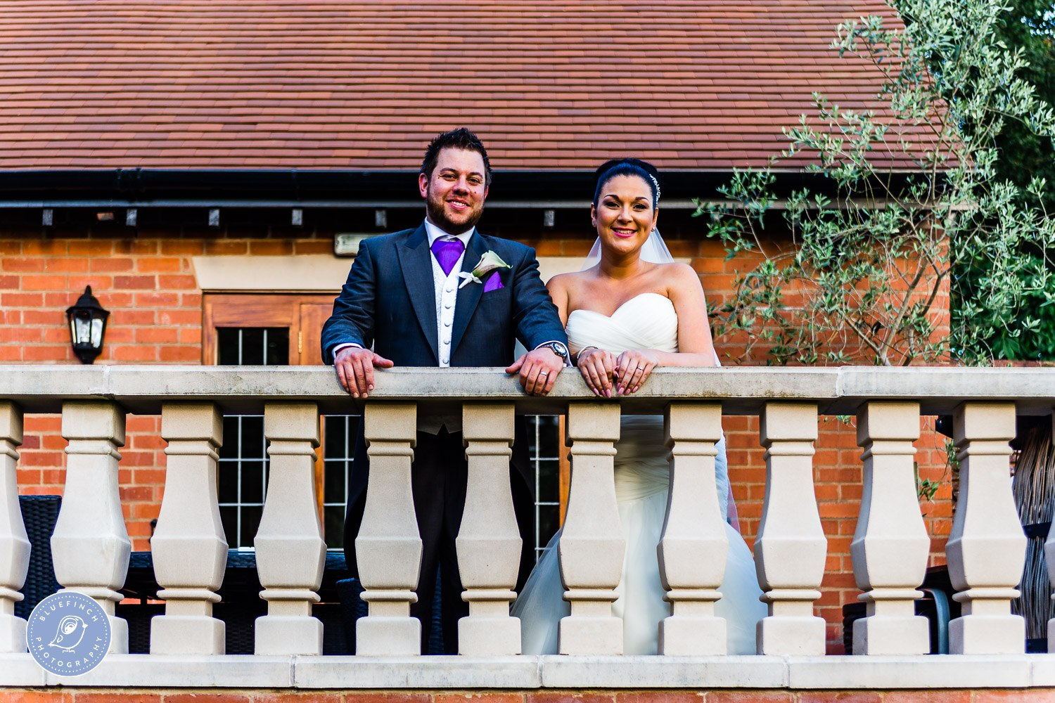 Ryan & Hayley's Wedding Photography At Nuthurst Grange