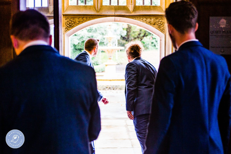 Dan & Lisa's Wedding Photography At Pendrell Hall