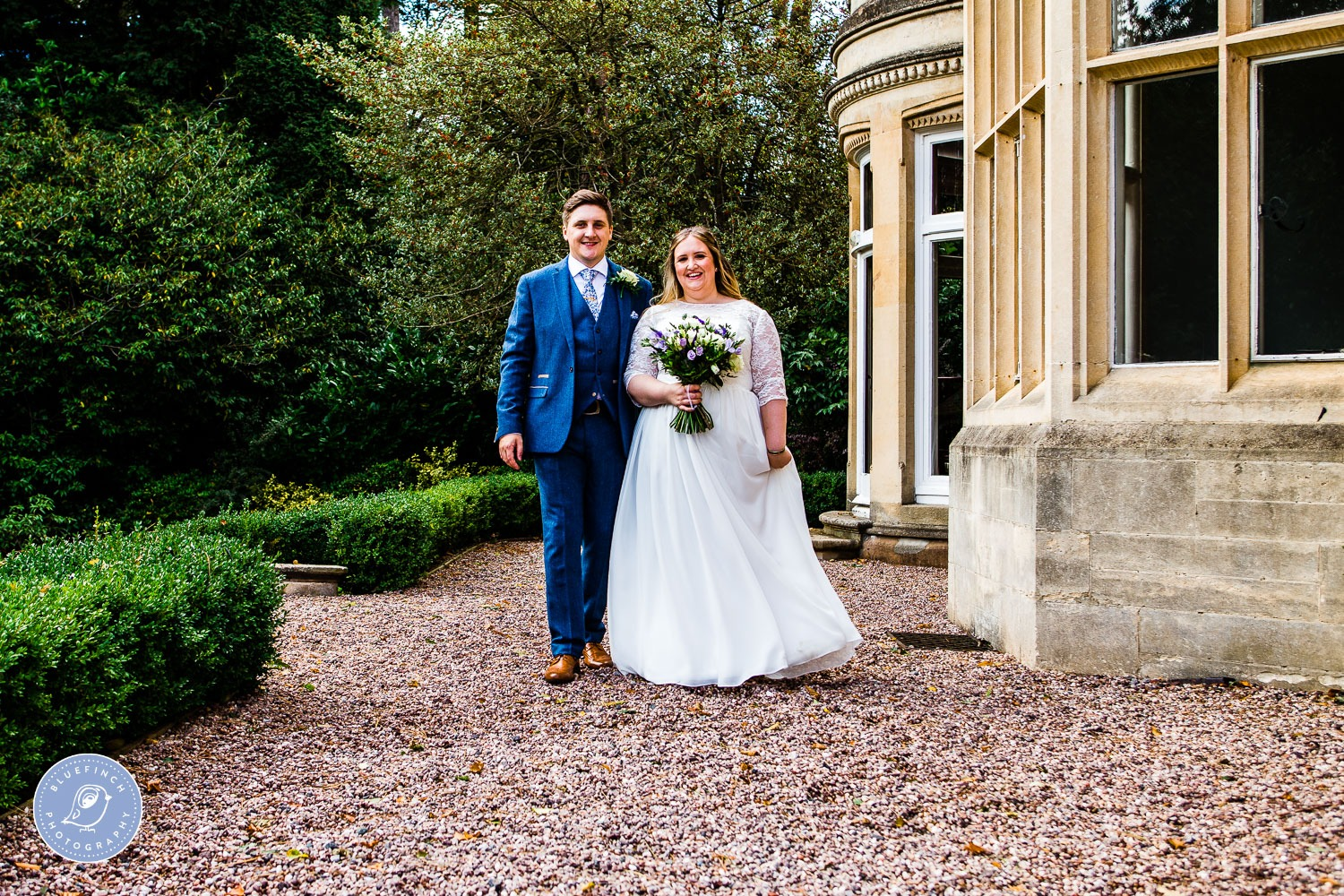 Dan & Lisa's Wedding Photography At Pendrell Hall