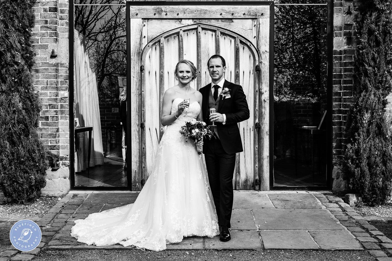 Jamie & Jessica's Wedding Photography At Shustoke Barn